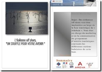 Etude du marketing stratégique de l'implantation d'éoliennes off shore