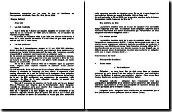 Appréciation souveraine par les juges du fond de l'existence de l'engagement unilatéral, Cass. Civ. 1ère, 23 mai 2006