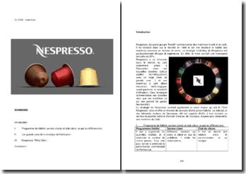 Le Club Nespresso