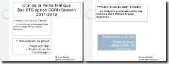 La mobilité professionnelle des femmes chez Philips France Suresnes