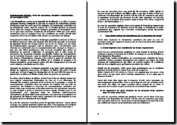 Commentaire d'arrêt - Chambre commerciale - 26 novembre 1996 : Conditions de forme devant être respectée afin d'un aval puisse être donné sur une lettre de change