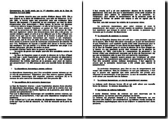 « La propriété de son employeur sur tous les droits d'exploitation d'un dictionnaire », commentaire d'arrêt rendu par la 1ère chambre civile, Cour de Cassation, 3 avril 2002