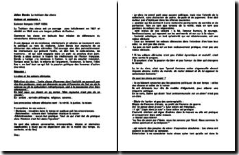La trahison des clercs - Julien Benda