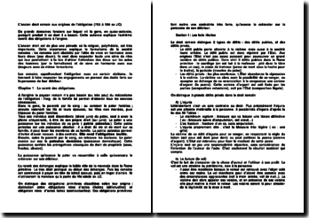 L'ancien droit romain aux origines de l'obligation (753 à 150 av J.C)