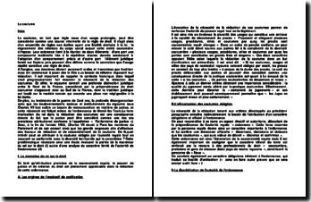 La coutume - origine et officialisation, discréditation de l'autorité ordonnante