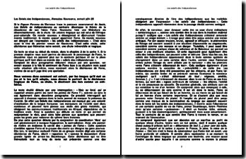 Les Soleils des Indépendances, Ahmadou Kourouma, extrait p24-25