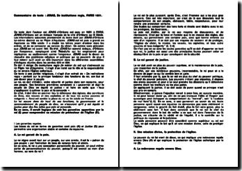 De institutione regia - Jonas d'Orléans