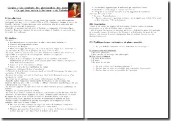 Candide - Voltaire : Ce qui leur arriva à Surinam