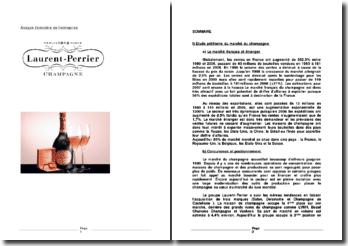 Analyse financière de l'entreprise Laurent-Perrier