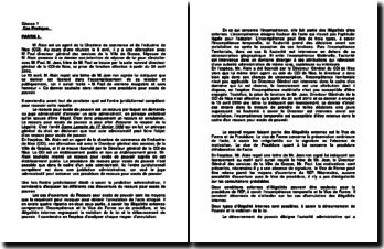 L'ordre juridictionnel compétent en matière de recours pour excès de pouvoir