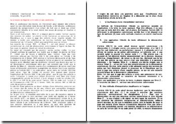 L'élément intentionnel de l'infraction, Cour de cassation, chambre criminelle, 19 juin 2012