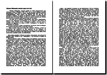 Thérèse Philosophe (extrait page 18 et 19)
