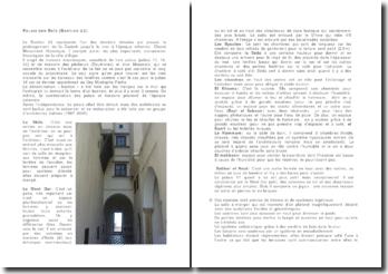 Palais des Raïs (Bastion 23)