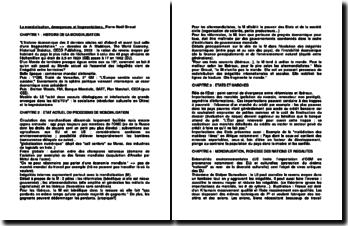 La mondialisation, émergences et fragmentations, Pierre-Noël Giraud