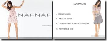 L'entreprise Naf Naf