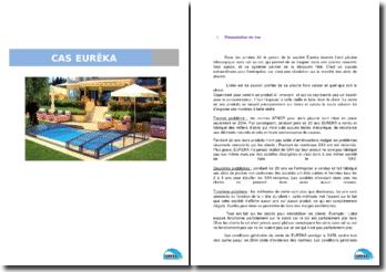 Ethique des affaires: les abris de piscine Eureka