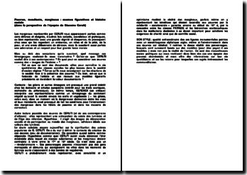 Pauvres, mendiants, marginaux : sources figuratives et histoire sociale (dans la perspective de l'épopée de Giacomo Ceruti)