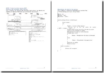 ARSIR : Etude d'un client-serveur WEB