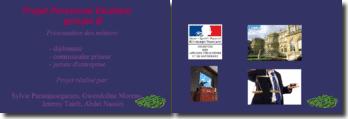 Présentation des métiers: diplomate, commissaire priseur, juriste d'entreprise