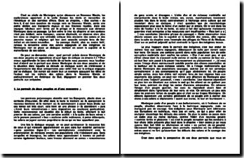 Essais, extrait du Livre III, chapitre 6 : Des coches - Montaigne