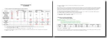 Etude d'un cas de comptabilité de gestion : le cas Mirror