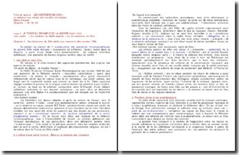 La violence aux temps des troubles de religion, Chapitres I, VII, XI, XII - Denis Crouzet