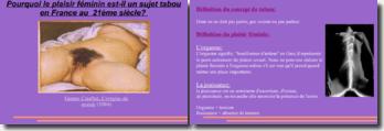 Pourquoi le plaisir féminin est-il un sujet tabou en France au 21ème siècle?