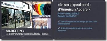 Le sex appeal perdu d'American Apparel