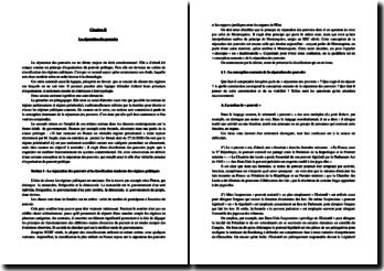 La séparation des pouvoirs - principe d'organisation du pouvoir politique devenu critère de classification des régimes