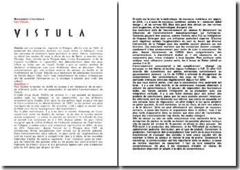 Etude de cas: entreprise Vistula