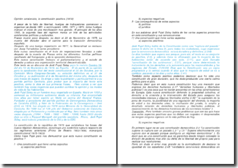 Opinión catalanista, la constitución positiva (1978)