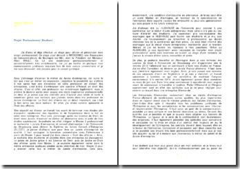 Projet Professionnel Etudiant : juriste d'entreprise