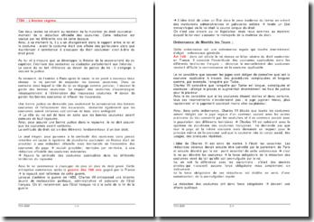L'Ordonnance de Montils lès Tours et la Lettre de Louis XII