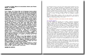 « Le genre et l'habit. Figures du transvestisme féminin sous l'Ancien Régime », N. Pellegrin