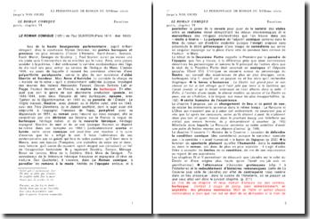 Le roman comique, Livre II, Chapitre VI - Paul Scarron