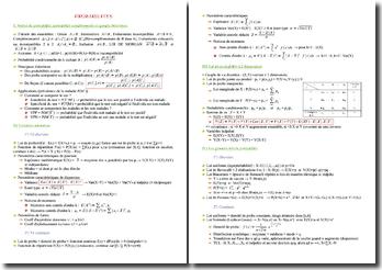 Cours de biostatistiques PACES (première année de médecine)