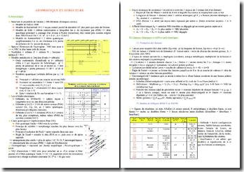 Cours de chimie PACES (première année de médecine)