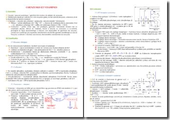 Cours de biochimie des coenzymes et vitamines PACES (première année de médecine)