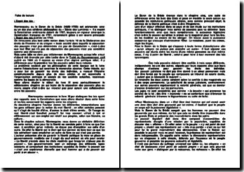 L'Esprit des lois, Livre XI - Montesquieu
