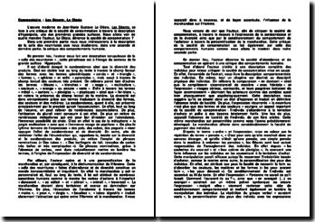 Les Géants - Jean-Marie Gustave Le Clézio : la dénonciation de la société de consommation