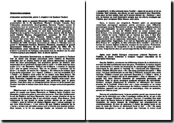 L'éducation sentimentale, partie II, chapitre 6 - Gustave Flaubert