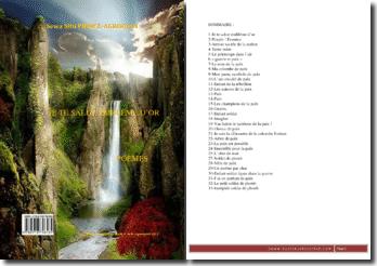 Recueil de poèmes : Je te salue emblème d'or