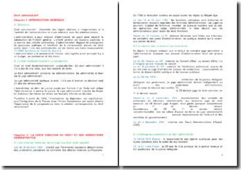 Droit administratif : droit fondamentalement jurisprudentiel