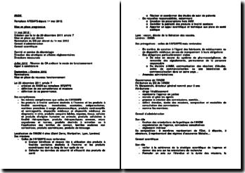 L'Agence nationale de sécurité du médicament et des produits de santé (ANSM)