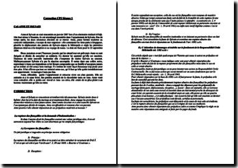 Etude de cas sur la rupture des fiançailles et la demande d'indemnisation