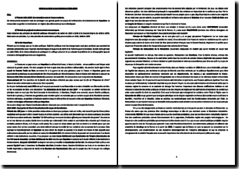 Cours d'histoire du Droit et ses Institutions (1814-1914)