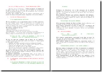 La crise de l'Etat providence - Pierre Rosanvallon (1981)