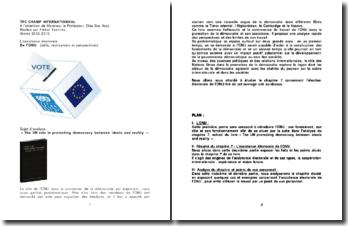 L'assistance électorale de l'ONU (défis, réalisations et perspectives)