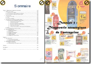 Analyse de la stratégie du groupe Auchan