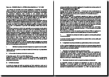 Commentaire d'arrêt de la Chambre sociale de la Cour de cassation du 19 mars 2013 : le principe de laïcité
